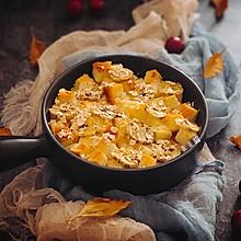 燕麦香蕉吐司布丁#橄榄中国味 感恩添美味#