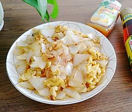 #太太乐鲜鸡汁芝麻香油#快手家常菜洋葱炒鸡蛋的做法