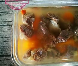 养生药膳:牛腱汤的做法