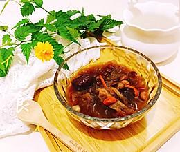 #硬核菜谱制作人#银耳陈皮五红汤~特别温馨配伍的做法