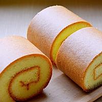 原味蛋糕卷的做法图解21