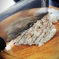 萝卜丝虾丸汤的做法图解3