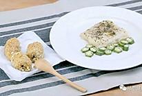 香烤巴沙鱼+脆皮燕麦香蕉的做法