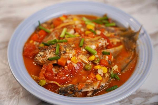 茄蔬小黄鱼