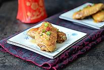 咖喱鸡翅#美的微波炉菜谱#的做法