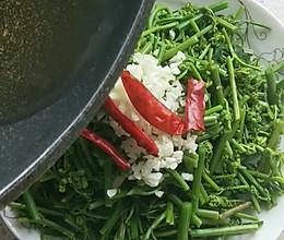 #美食视频挑战赛# 蒜茸蕨菜的做法