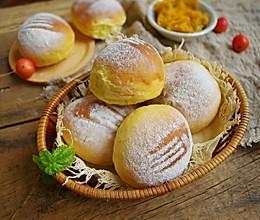 红薯豆沙软面包(冷藏中种法)#好吃不上火#的做法