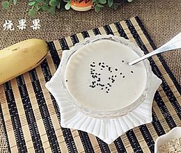 宝宝便秘小辅食——香蕉燕麦奶糊的做法
