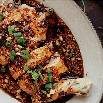 桌饭年夜菜 | 香辣口水鸡