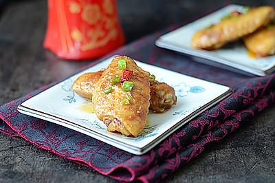 咖喱鸡翅#美的微波炉菜谱#