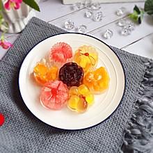 #童年不同样,美食有花样#自制水果果冻