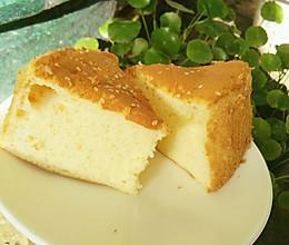 减糖少油酸奶蛋糕的做法