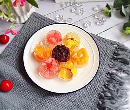 #童年不同样,美食有花样#自制水果果冻的做法
