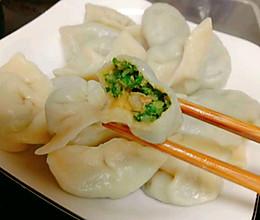 荠菜水饺的做法