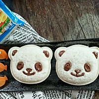 芝士萌娃熊熊三明治#百吉福食尚达人#