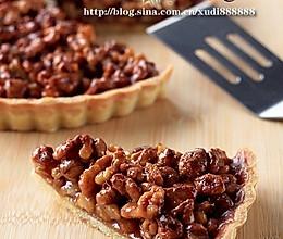 蜂蜜核桃挞的做法
