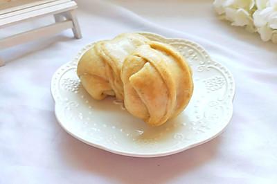 春节必备主食:简单好吃的快手花卷