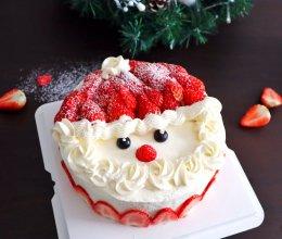 #今天吃什么#圣诞蛋糕系列四的做法