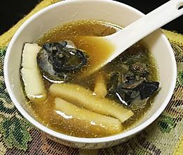 椰子乌鸡汤的做法