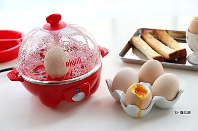 鸡蛋杯&吐司条