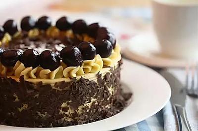 黑森林芝士蛋糕