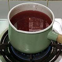 #花10分钟,做一道菜!#酸甜杨梅汁的做法图解5