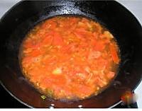 西红柿鸡蛋汤 的做法图解5