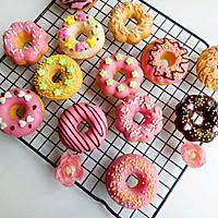 巧克力甜甜圈(烤箱版)#做道好菜,自我宠爱!#的做法图解15