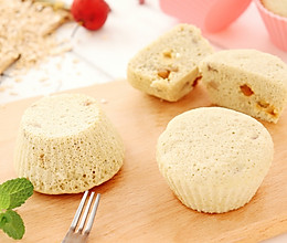 水果燕麦糕 宝宝主食的做法