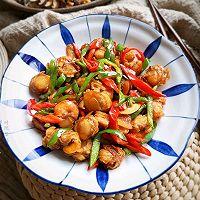 香辣扇贝——经过简单一炒,小海鲜也可以做的鲜味翻倍特别下饭的做法图解15