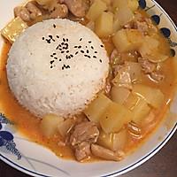 咖喱鸡饭的做法图解11