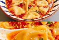 一吃就上瘾的酸汤饺子的做法