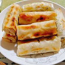 咸鲜酥脆糯米卷