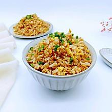 超级美味的酱油炒饭#每道菜都是一台食光机#