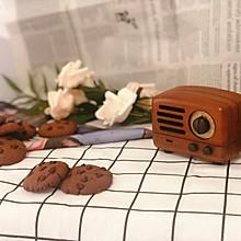 香醇趣多多巧克力豆曲奇餅干#美食新勢力#