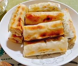 咸鲜酥脆糯米卷的做法
