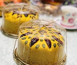 南瓜发糕 素食的做法
