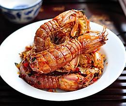 椒盐濑尿虾 的做法