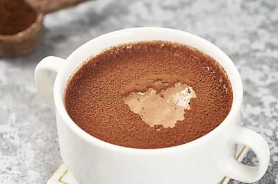 ♥️ 巧克力棉花糖慕斯♥️