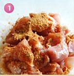 川香莴笋辣子鸡的做法图解1