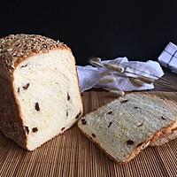面包机版果干燕麦吐司#东菱Wifi云智能面包机#的做法图解20