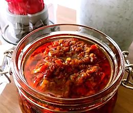 自制辣酱的做法