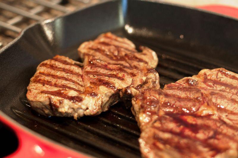曼步厨房 - 牛排