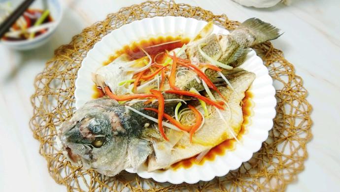 #硬核菜谱制作人#清蒸美国红鱼