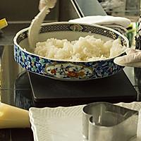 小薇de美食|圣诞海鲜寿司的做法图解2