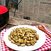 砂锅还可以这样用-葱油蚕豆