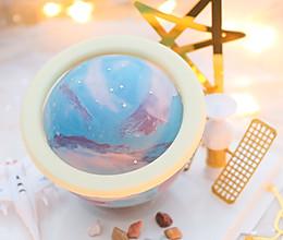 爱的星球蛋糕「厨娘物语」的做法