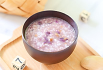 辅食日志 | 紫薯红枣十倍粥(7M+)的做法