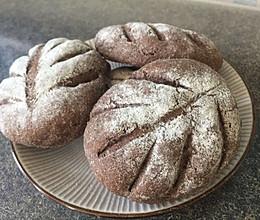 全麦面包%无油无糖的做法