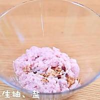 莲藕肉饼蒸蛋  宝宝辅食食谱的做法图解4
